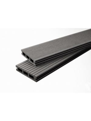 Small Line dunkelgrau -beidseitig- 21x100mm